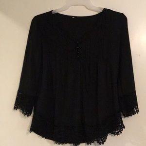 Boutique linen shirt